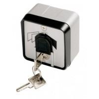 Ключ-выключатель SET-J с защитой цилиндра (накладной)