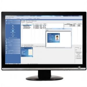 Модуль программного обеспечения Дизайнер пропусков PERCo-SM14